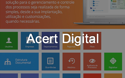 Acert Digital Fundo